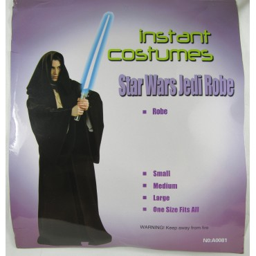 Costume Adult Jedi Robe...