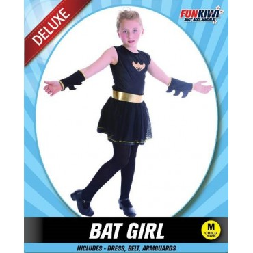 Costume Child Bat Girl