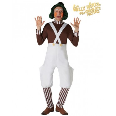 Costume Adult Oompa Loompa L