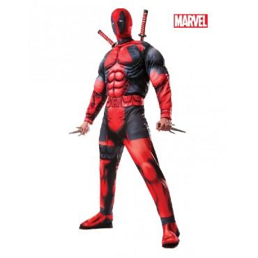Costume Adult Deadpool...