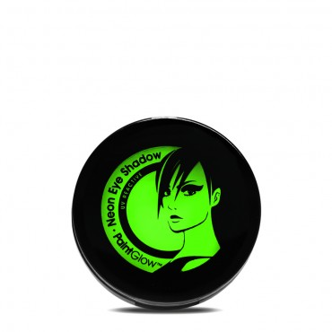 Eye Shadow Neon UV Green 3.5g