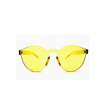 Sunglasses Crystal Yellow