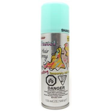 Hair Spray Pastel Aqua