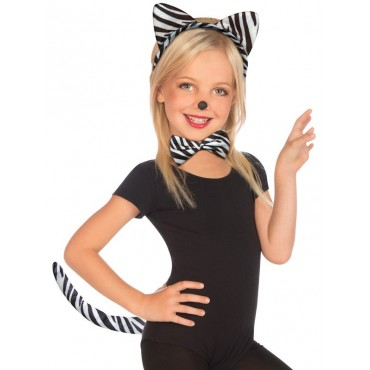Dress Up Kit Zebra