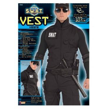 Vest SWAT Black