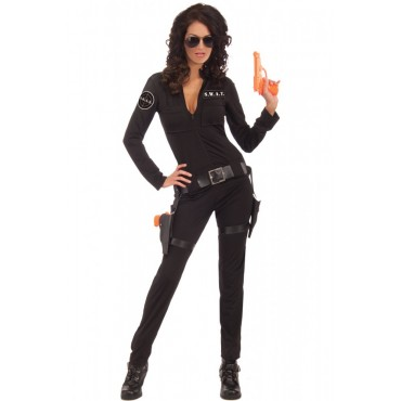 Costume Adult Police SWAT...