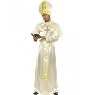 Costume Adult Pope M