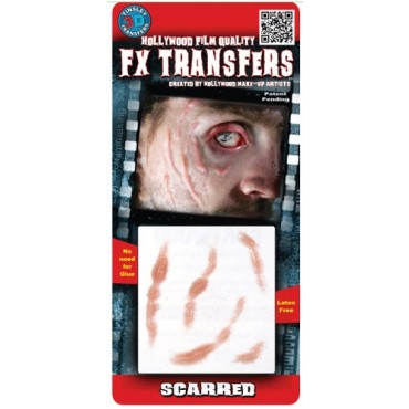 Tinsley FX Transfers Scarred