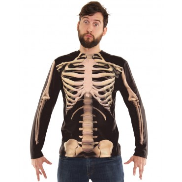 Faux Real Long Skeleton L