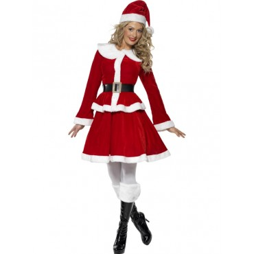 Costume Adult Mrs Clause...