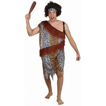 Costume Adult Caveman ML