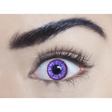 Contact Lenses 1 Day Purple...