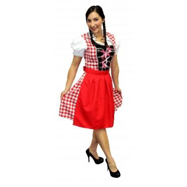 Costume Adult Beer Maiden...