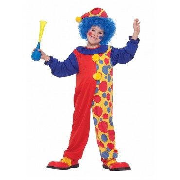 Costume Child Clown M