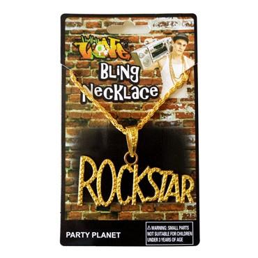 Chain Gold Rockstar