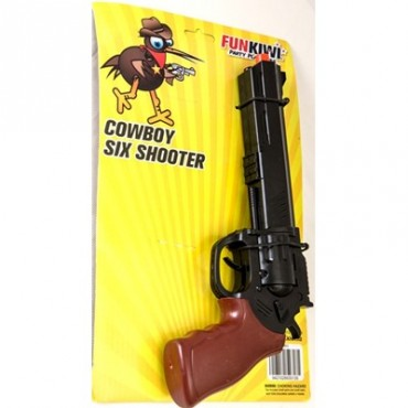 Cowboy Gun Six Shooter