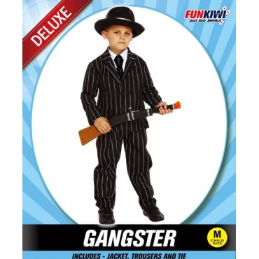 Costume Child Gangster...