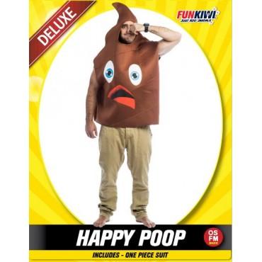 Costume Adult Happy Poop