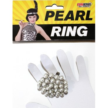 Ring Pearl Flapper