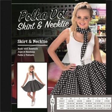 Costume Adult Polka Dot...