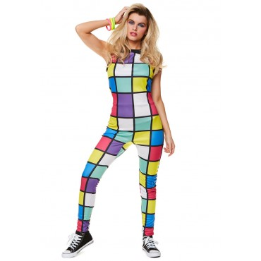 Costume Adult 80's Disco...