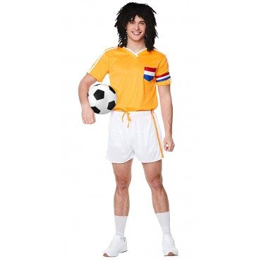 Costume Adult Soccer Player...