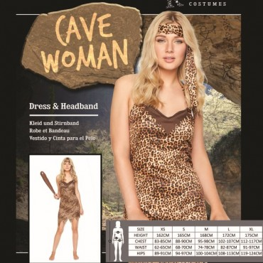 Costume Adult Cavewoman...