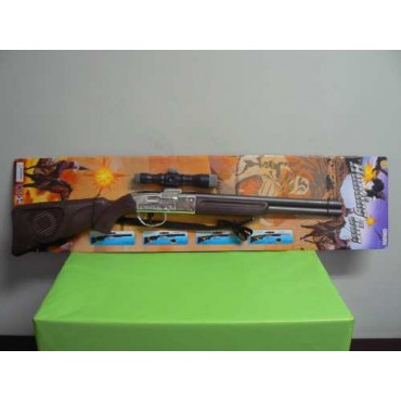 Gun Rifle Shotgun Plastic...
