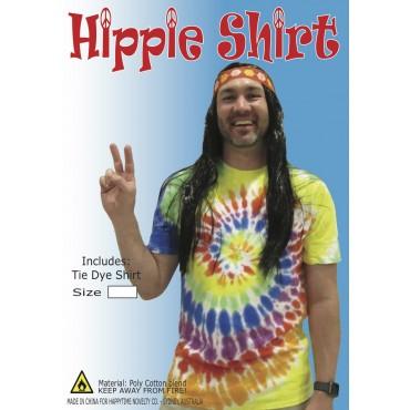 Costume Adult Hippie Tie...