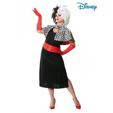 Costume Adult Cruella De Vil S