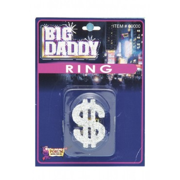 Ring Big Daddy Dollar Sign