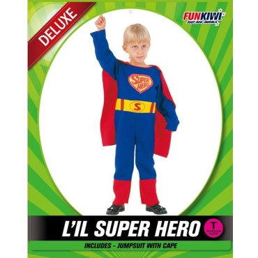 Costume Child Toddler Super...