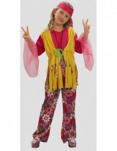 Costume Child Hippie Girl
