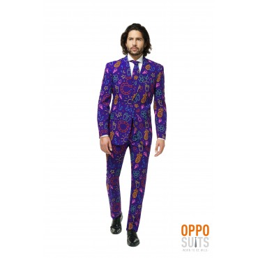 Opposuits Doodle Dude M 48