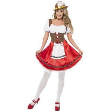 Costume Adult Bavarian...