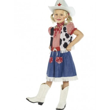 Costume Child Cowgirl...