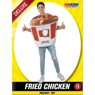 Costume Adult Fried Chicken...