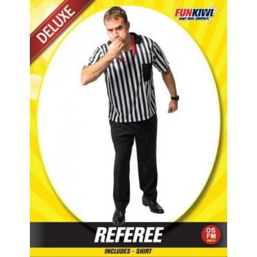 Costume Adult Referee Black...