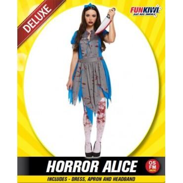 Costume Adult Alice Horror