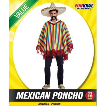 Costume Adult Mexican...