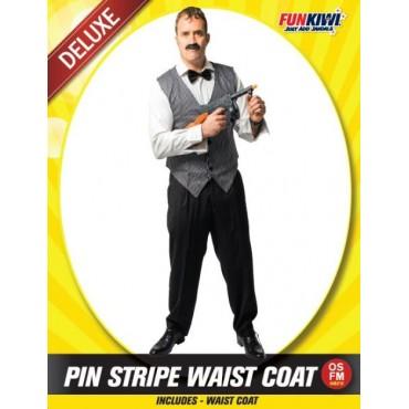 Costume Adult Pin Stripe...
