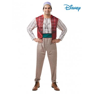 Costume Adult Aladdin XL