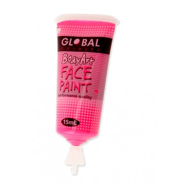 Face Paint 15ml Fluro Pink...