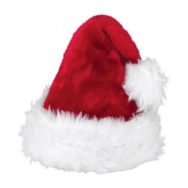 Santa Hat Red Deluxe