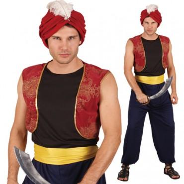 Costume Adult Aladdin /...