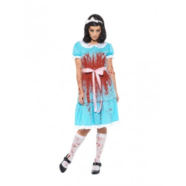 Costume Adult Bloody Twin...
