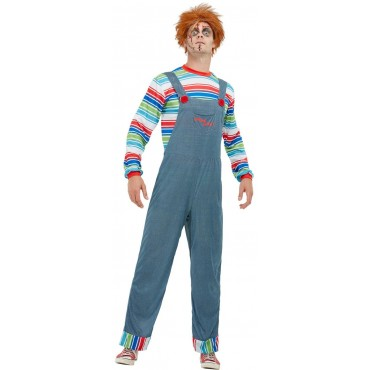Costume Adult Chucky Male L
