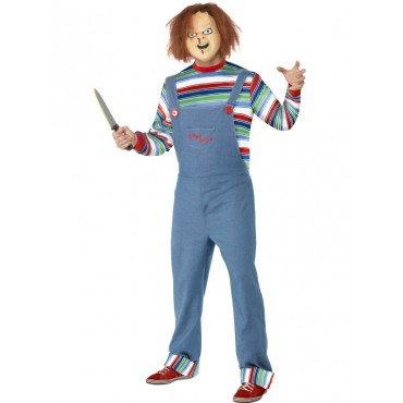 Costume Adult Chucky Male...