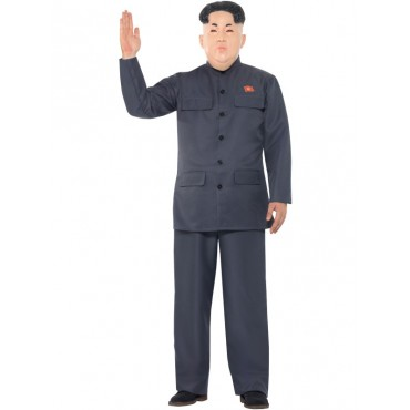 Costume Adult Dictator Kim...
