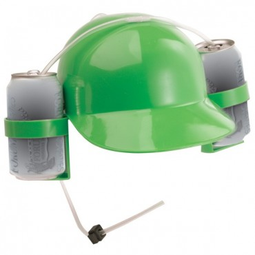 Drinking Hat Green